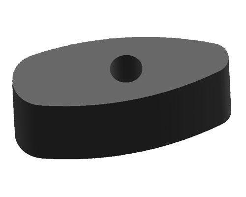 Automotive Muffler Preform Insulator